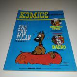 Komics Της Καθημερινης Τευχος 7