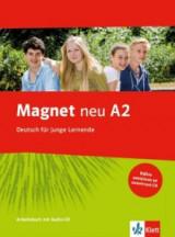 Magnet neu A2, Arbeitsbuch mit Audio-CD