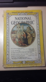 National Geographic England - December 1961 - Vol. 120, No. 6 - $ 8.00 a year / $ 1.00 a copy