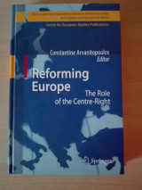 Reforming Europe / The role of the Centre - Right