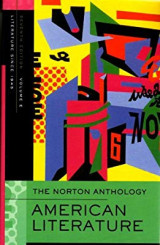 The Norton Anthology of American Literature Volume E