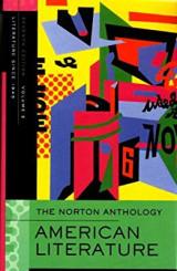 The Norton Anthology of American Literature Volume E