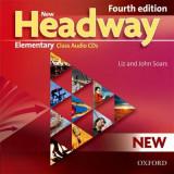 New Headway: Elementary B1: Class Audio CDs Elementary level Class Audio CDs