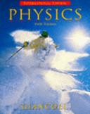 PHYSICS. 5th edition, édition en anglais