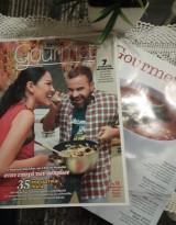 Περιοδικό Gourmet - 2 Τεύχη