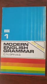 Modern english grammar new edition book 1