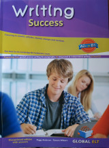 Writing Success A2+ to B1 overprinted edition with answers