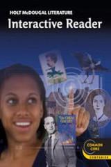 Holt McDougal Literature Interactive Reader Grade 11 American Literature