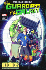 All New Guardians of the Galaxy - Free Comic Book Day 2017
