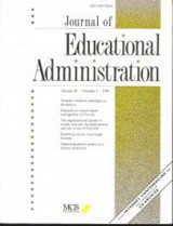 Journal of Educational Administration