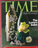Time 2005 Style & Design The Luxury Index, The Best Products, People and Places