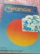 Orange 1 cahier ďexercices