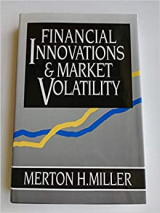 Financial Innovations and Market Volatility