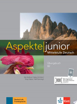 Aspekte junior B2. Übungsbuch mit Audio-Dateien zum Download