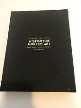 History of modern art