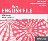 New English File: Elementary: Class Audio CDs (3) Elementary level New English File: Elementary: Class Audio CDs (3) Class Audio CDs