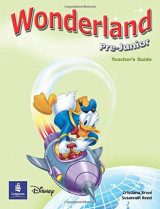 Wonderland Pre-Junior Teachers Book