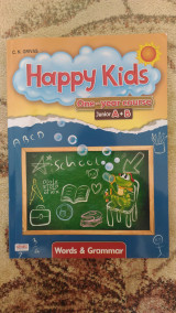 Happy Kids One-year course Junio A+B