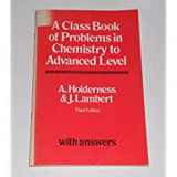 Class Book of Problems in Chemistry to Advanced Level