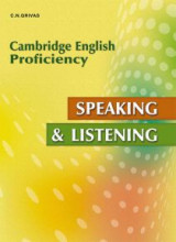 Speaking And Listening Cambridge Proficiency CD Class (4) 2013 new edition