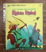 A Little Golden Book Robin Hood #126