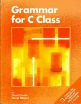 Grammar For C Class Grammar