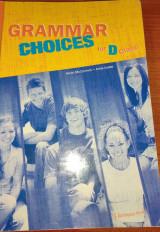 Grammar choices for D class