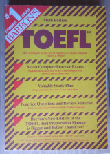 Barron's how to Prepare for the TOEFL, Test of English as a Foreign Language