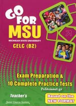 Go for msu celc b2 teachers