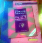 New Fowler Proficiency Use of English 2 Glossary