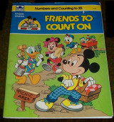 Friends to Count on (Learn with Mickey)