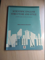 Scientific English, Structure and Style