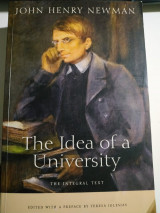 The idea of a university. The integral text